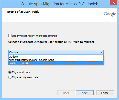 Export/Import MBOX File to Gmail Manually Using Google GAMMO